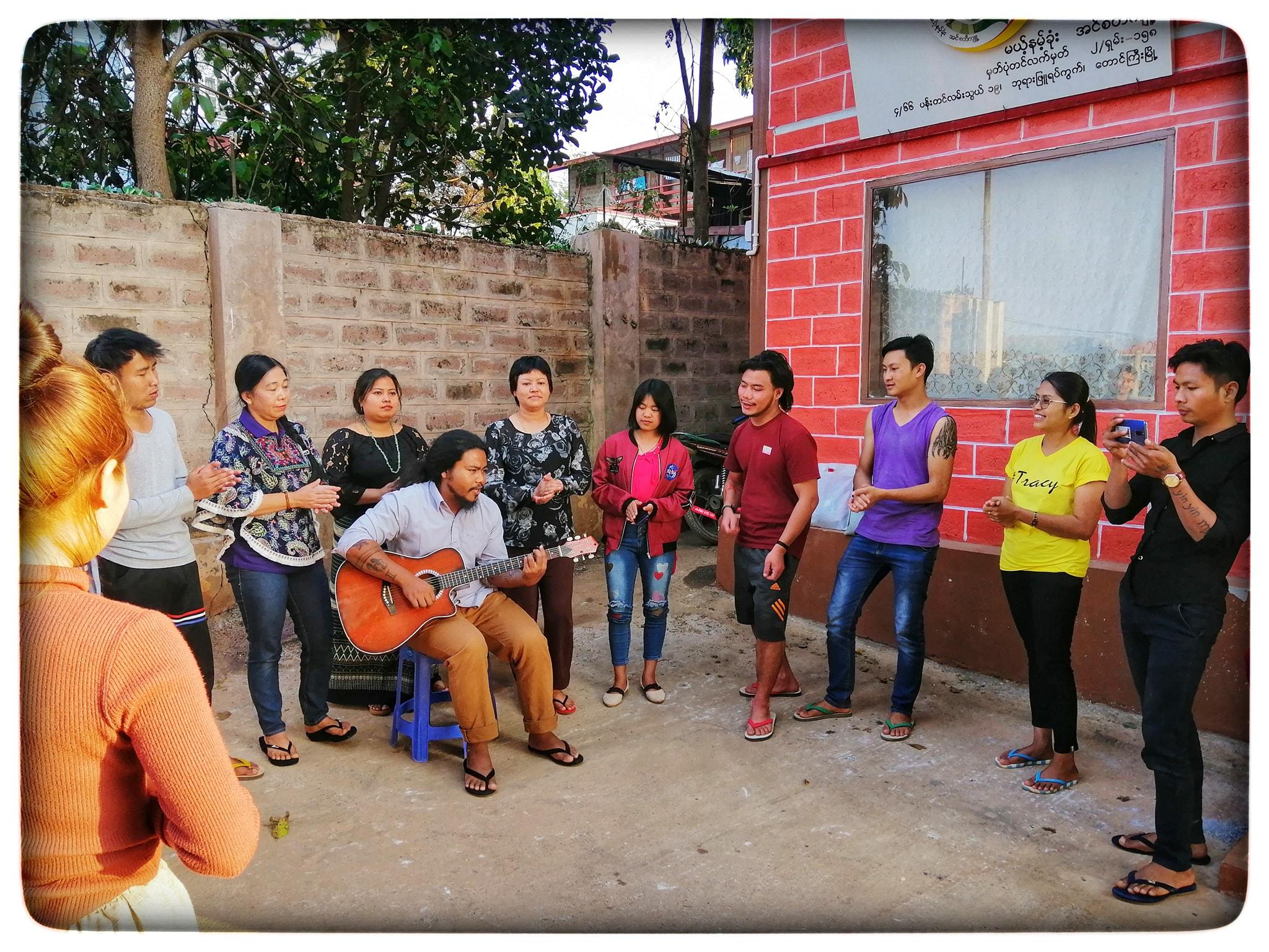 Mae Nam Khone Institute Program